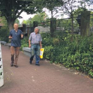 wandelen met dementie