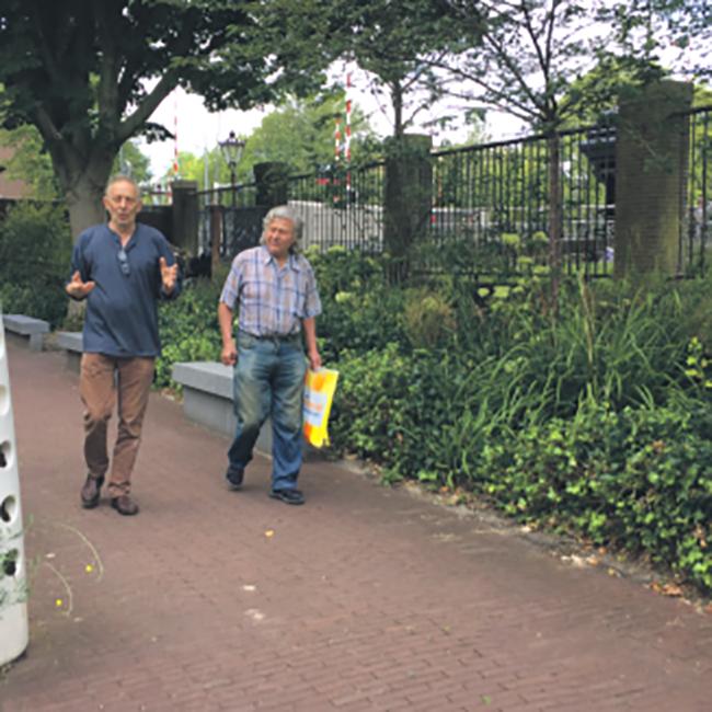 wandelen met dementie Activiteiten - Huis van de Tijd sociale benadering